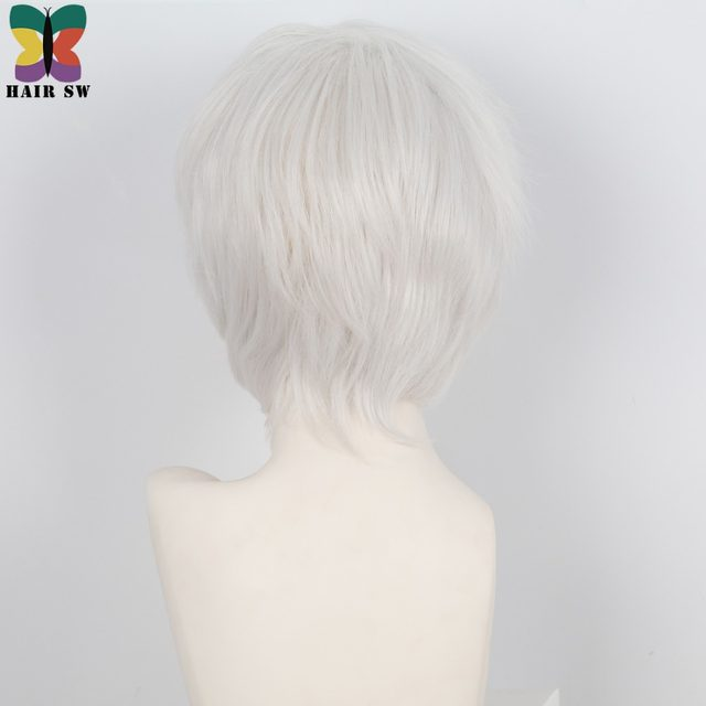 Online Shop HAIR SW Short Straight Bob Cut older ladies Wig Soft ...