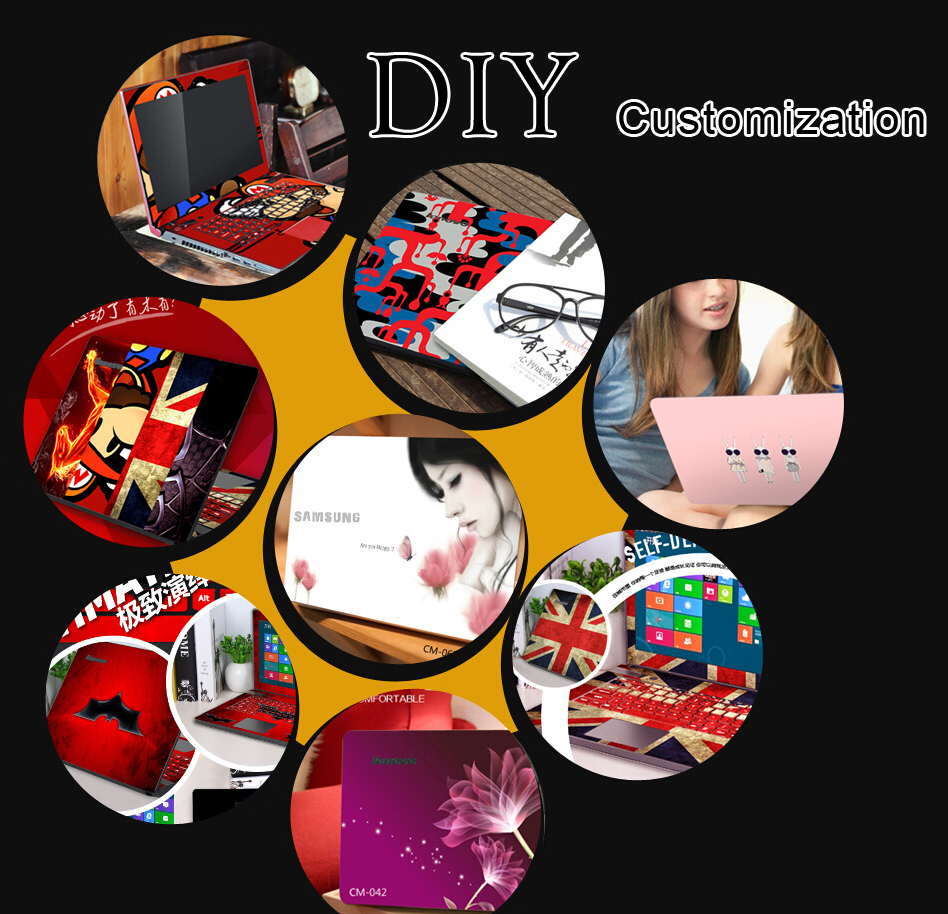 Online Get Cheap Custom Laptop Stickers Aliexpresscom Alibaba - Make your own decal for laptop