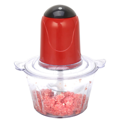 2L Electric Kitchen Meat Grinder Chopper Shredder Food Chopper Stainless Steel Electric Household Processor Kitchen Tools2L Electric Kitchen Meat Grinder Chopper Shredder Food Chopper Stainless Steel Electric Household Processor Kitchen Tools