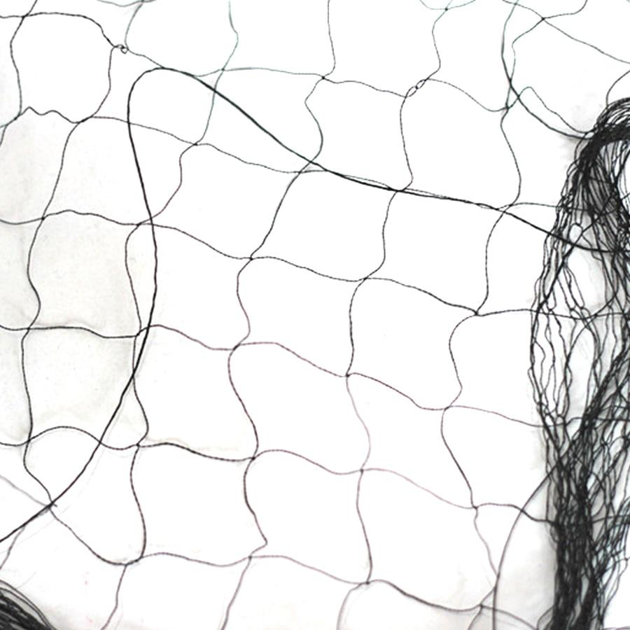 Image 3 - 정원 안티 바람 안티 버드 네트 폴리 에스터 110D/2 20x5M 15mm 매듭 안개 그물 1pcs-에서트랩부터 홈 & 가든 의