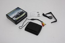 In Car 4.3″ TFT LCD Monitor / Digital Color Screen / Rear Camera Display / Open & Close Foldable / 16:9 NTSC PAL 12V RCA