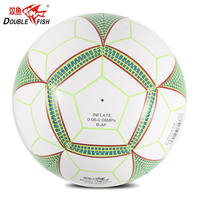 Double Fish FT462 TPU leather No.4# competition football
