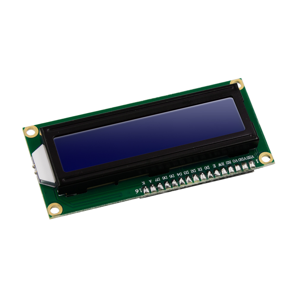 LCD Module Blue screen IIC/I2C 1602 LCD for Arduino UNO R3 MEGA2560 Free Shipping ...