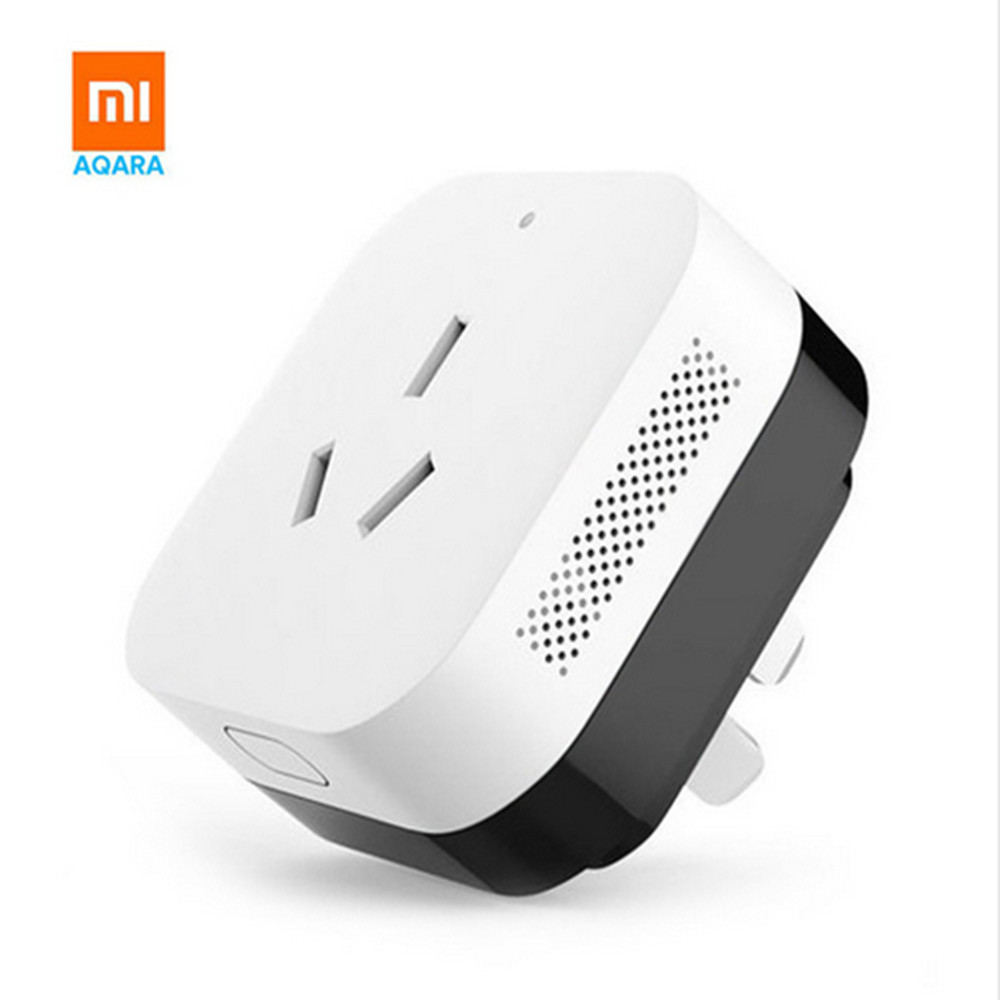 Xiaomi Smart Home Gateway 3 ,Aqara Smart Light Control ZiGBee/Wifi Wireless Key and Wall Switch Via Smarphone APP Remote цена и фото