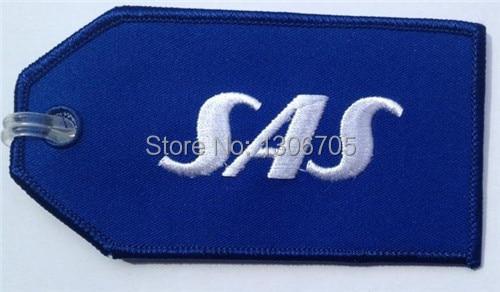 Мешок тег SAS багажная бирка Чемодан тег