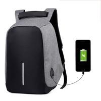 BACKPACK Anti Theft 15 6 Inch Waterproof Laptop Bag Fashion Mochila Security Travel Backpack Men Women
