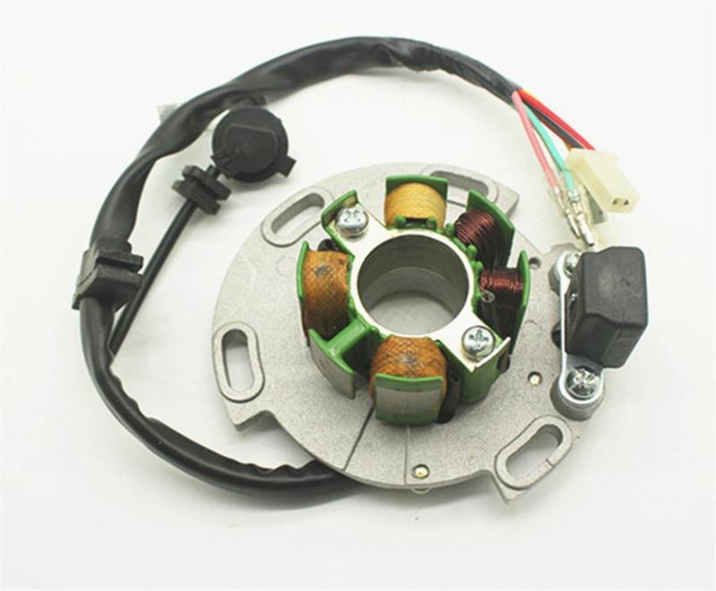 Alternatore statore bobina accensione Yamaha YBR 125