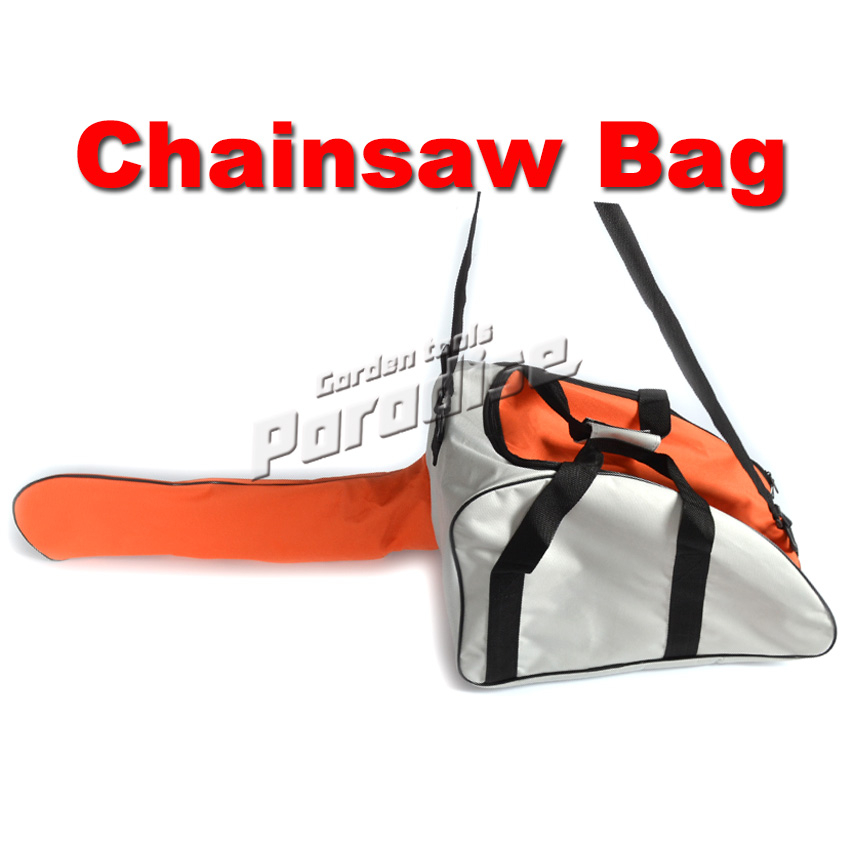Chain Saw Accessories Handle Carry Storage Chainsaw Bag For 12 To 22 Bar Length with Strap petrol chainsaw spare parts chain saw carry case storage bag for saws with 12 to 20 guide bar length 58cc 52cc 45cc