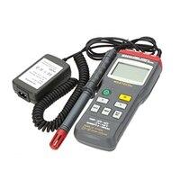 Продажа Mastech Ms6503 3 1/2 цифровой Термогигрометр Термометры Температура Измеритель влажности тестер W таймер и Rs232 Интерфейс