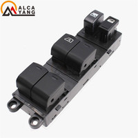 Malcayang Master Electric Power Window Switch 25401 EA003 For Nissan Frontier 2005 2006 2007 2008 2011
