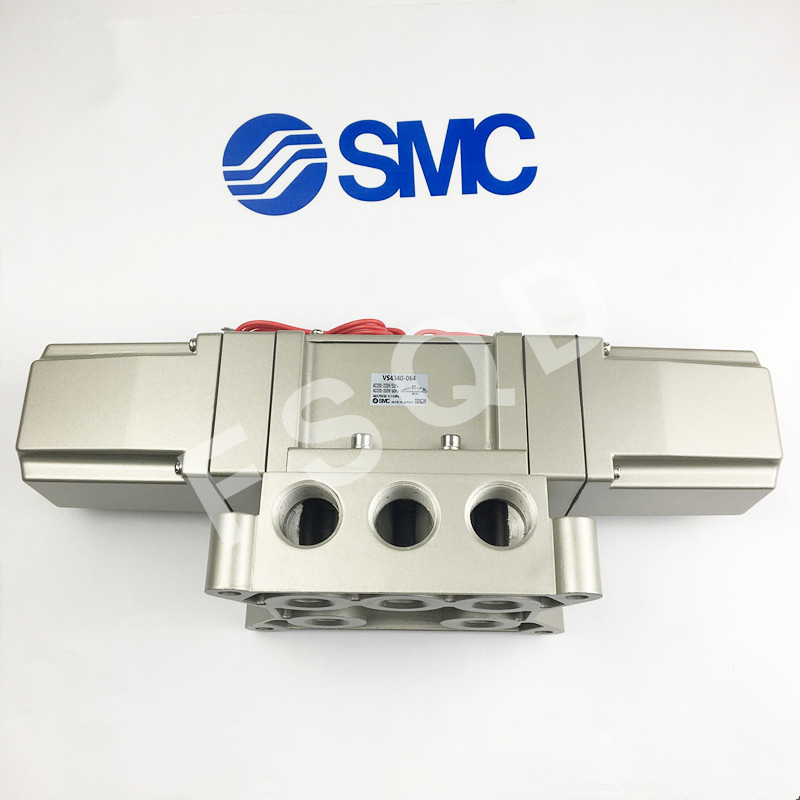 SMC Solenoid valve Pneumatic components VS4340-064 VS seriesSMC Solenoid valve Pneumatic components VS4340-064 VS series