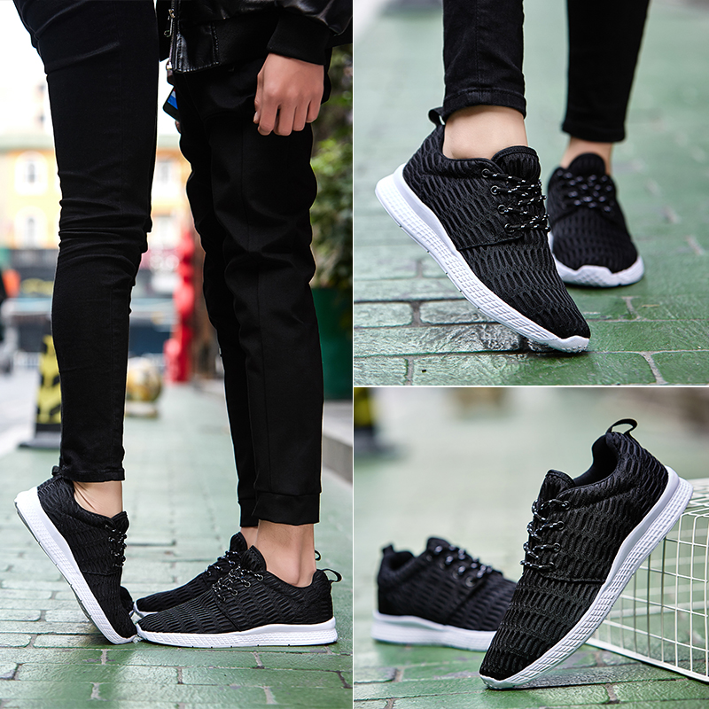 Valentine Shoes Woman Sport Casual Shoes Women Trainers Flat Heel Low Top Women Shoes Outdoor Air Mesh Runner Shoes Flats ZD66 (18)