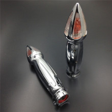 """For Motorcycle Harley Davidson Customs Dyna Softail 1"""" Motorcycle Hand Grips Turn Signals"""