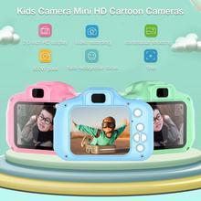 Детская мини-камера детские развивающие игрушки для детей детские подарки на день рождения Подарочная цифровая камера 1080 P проекционная видеокамера