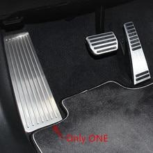 Аксессуары, 1 шт., подставка для ног из нержавеющей стали, педаль для Volvo XC60, Стайлинг автомобиля
