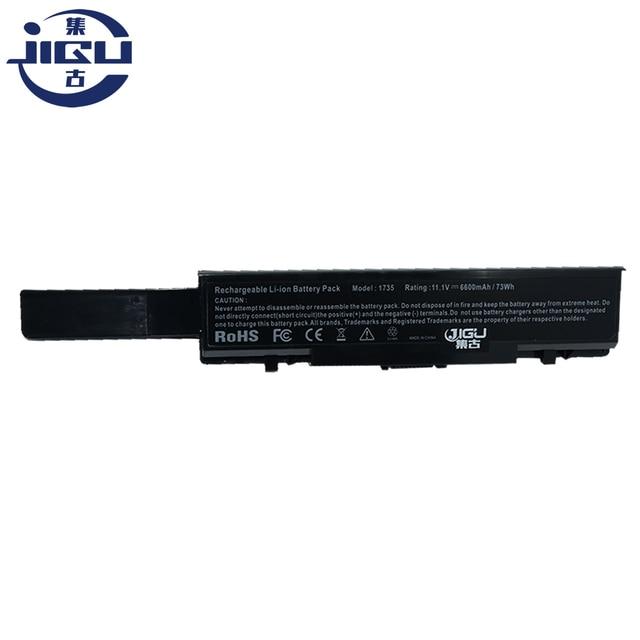 JIGU Laptop Battery For Dell Inspiron Studio 1735 1737 312-0711 MT342 PW853 RM791 451-11259 453-10044 KM973 312-0712 451-10660