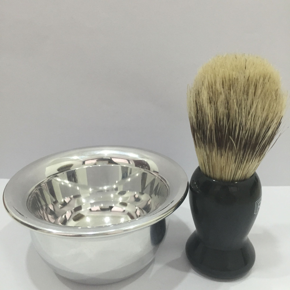 Soap Bowl Shaving Brush CN0157_8