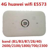 Huawei E5573 E5573s 606 Unlocked 4G Wifi Router 3g 4g Mobile Wifi 4g Mifi Dongle WiFi