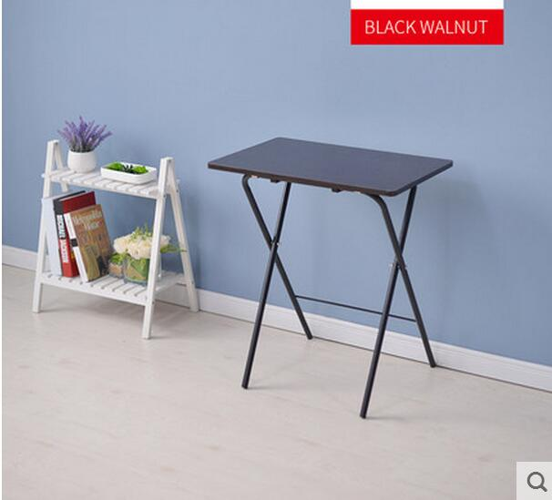 Free installation simple folding desk modern portable dinner table 60*40cm simple cm 379