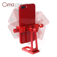 Cima pro CP 2 Universal multifunctional phone stand Powerful holder tripod mobile phone Clip for Cell Phone with arca swiss