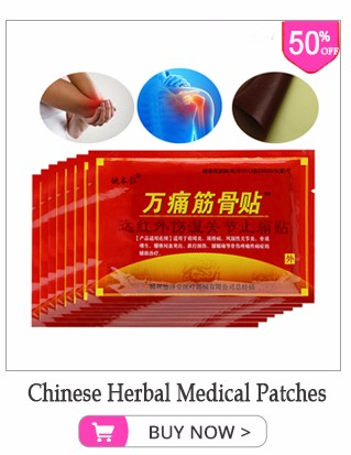 Chinese Herbal Medical Patches