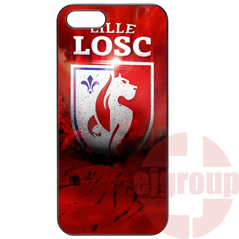Losc Lille Pour Apple iPhone 4 4S 5 5C SE 6 6 S 7 7 S