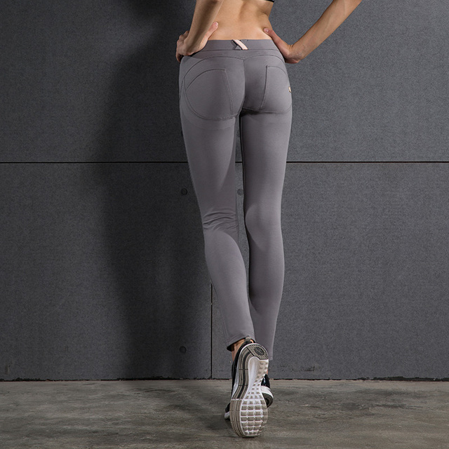 ca331f4b3d7 US $56.0 |Hot!!!New Sexy Hips Push Up Yoga Pants Women Tights Sport Fitness  Running Workout Leggings Quick Dry Elastic Trousers on Aliexpress.com | ...
