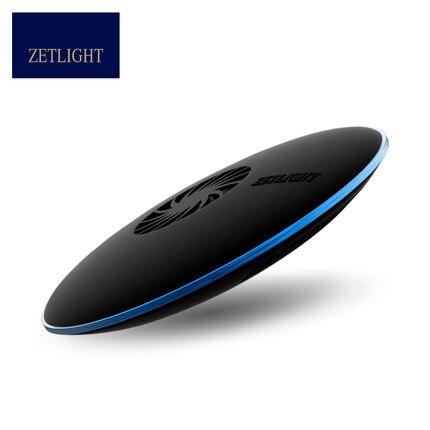 Zetlight ZE8000 ZE8200 ZE8300 LED à spectre complet lumière UFO forme Marine Aquarium corail lampe SPS LPS eau de mer corail lumière LED