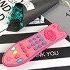 Pink TV Remote