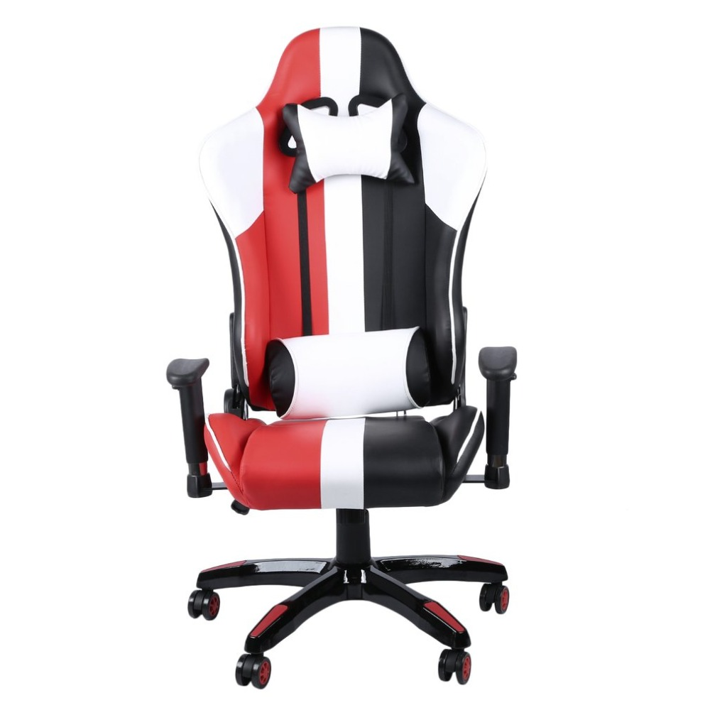 Racer Ergonomic Gaming Chair High Back Computer Office Chair With Headrest Lumbar Support Racing Gaming Chair kefu x551ca motherboard for asus x551ca x551cap f551ca laptop motherboard tested mainboard original freeshipping rev2 2 2117u