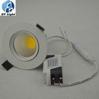 Free Shipping Led Downlight Cob 5W 7W 10W 12W 15W LED Spot Light Led Ceiling Lamp