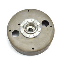 Chainsaw Ignition Flywheel Rotor for Stihl MS070 Chain Saw Parts Replaces 1106 400 1206