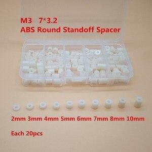 140pcs/lot M3*L(L=2/3/4/5/6/7/