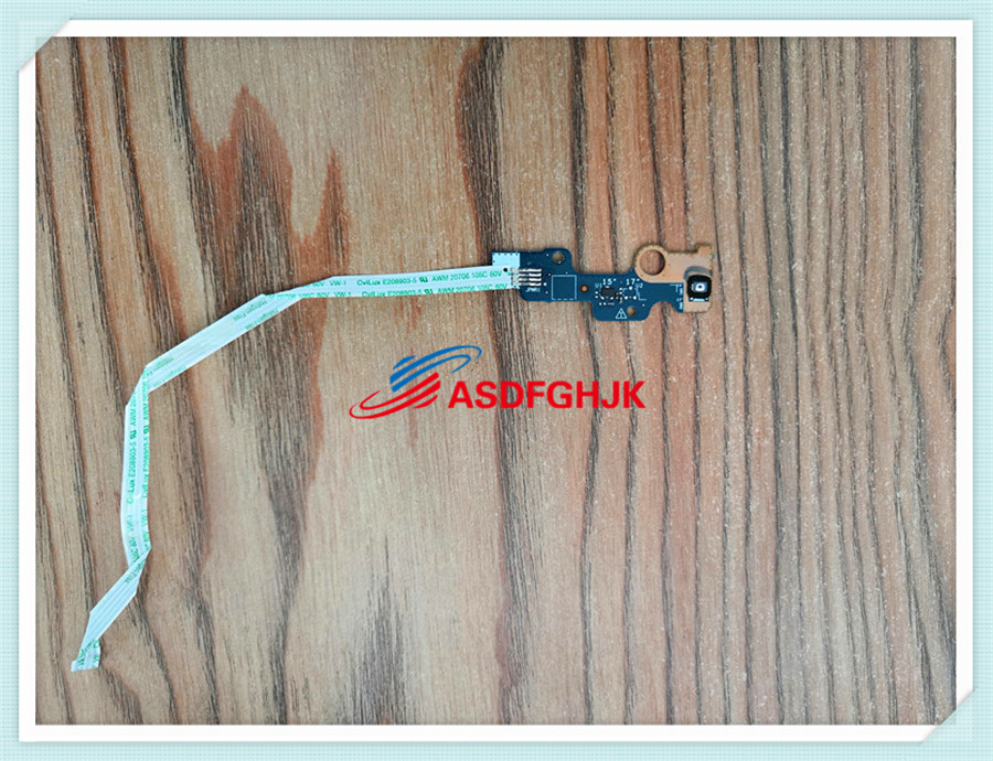 FOR DELL 15 5000 5570 5575 power board ls-f114p100% TESED OK image