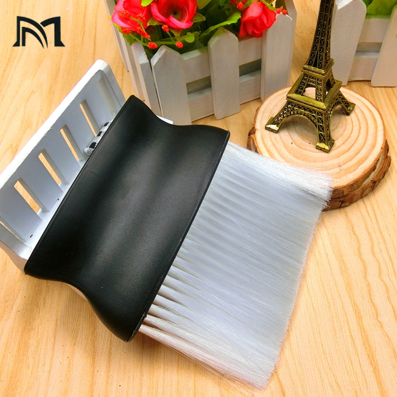Shave Brush Soft Salon Professional Hairdressing Hair Cutting Brush Neck Duster Hair Soft Hair Clean Brush Haircut Styling Tools in Styling Accessories from Beauty Health