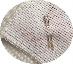 Image 5 - Набор для вышивания крестом, рукоделие, Большой Набор для вышивания, белый, фиолетовый, принт розовый цветок пиона, Декор стен на свадьбу