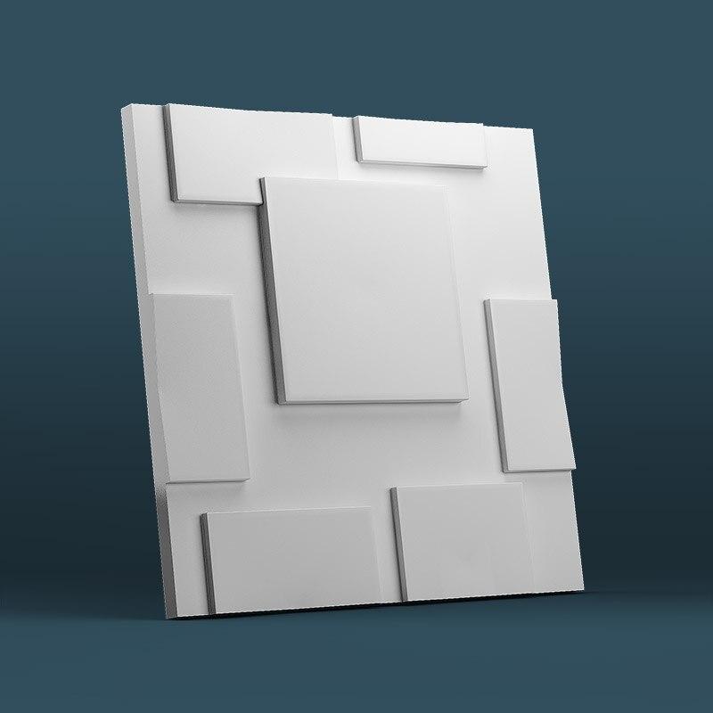 Силиконовые формы 3D декоративные настенные различных Дизайн вставками Размер бетонные стены плесень 3D фоне стены формы кирпича