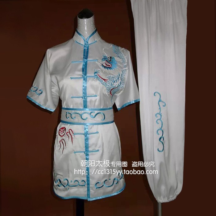 Customize Chinese wushu uniform Kungfu font b clothing b font Martial arts suit taolu clothes for