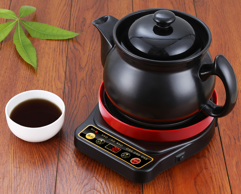 Electric kettle Automatic Chinese medicine pot decoction electric boil Safety Auto-Off Function bjy20l automatic chinese medicine decoction machine 20l automatic decoction machine aozhi machine single frying machine 220v