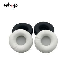 1 pair of Memory Foam Earpads Replacement Ear Pads Spnge for Bluedio T2 T 2 T-2 Sleeve Headset Earphone(China)