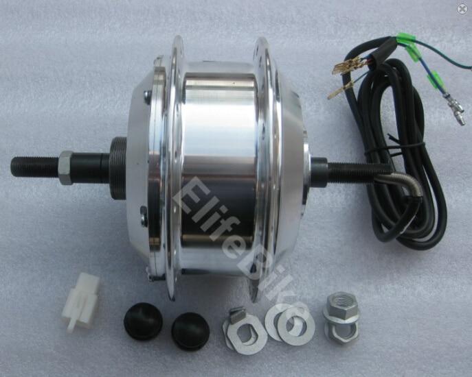 48V 500W M128 Rear Brushless Hub Motor EBike - ELifeBike store