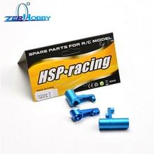HSP 102057 Aluminum Steering Servo Saver 1/10 Remote Control Car 94106 Complete Parts Upgrade цены