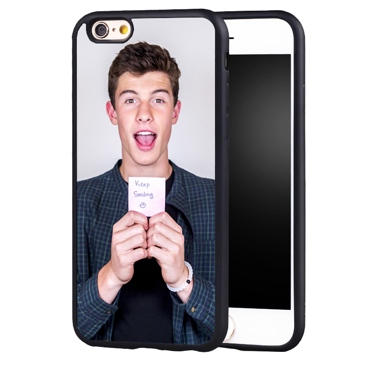 Shawn Mendes Song Printed Soft TPU case cover for iphone X 8 7 plus 6 6splus 5 5s SE
