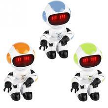 JJRC R8 RC Robot Intelligent Robot Touch Control DIY Gesture Talk Smart Mini Robots Body Gesture Action Model Toys for Children