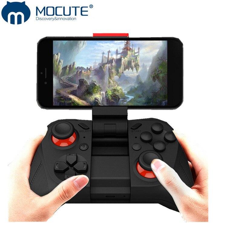 MOCUTE BKA050 wireless Gamepad per il telefono Android TV box VR game controller bluetooth 3.0 joystick per PC ricaricabile game pad
