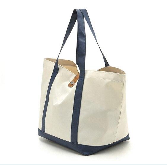 Новый дизайн водонепроницаемый Оксфорд полиэстер рекламные сумки для покупок продуктовые сумки с доступны на заказ - 4