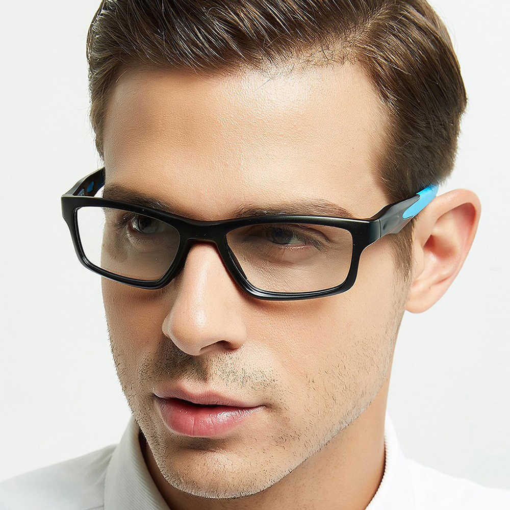 ELECCION Sports Eyewear Myopia Glasses Frame Men Optical Prescription Spectacles Frames Male Eyeglasses High Quality