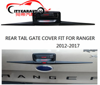 CITYCARAUTO FOR RANGER T6 T7 XLT Car Styling Sticker REAR TAIL GATE COVER Fit For Ford