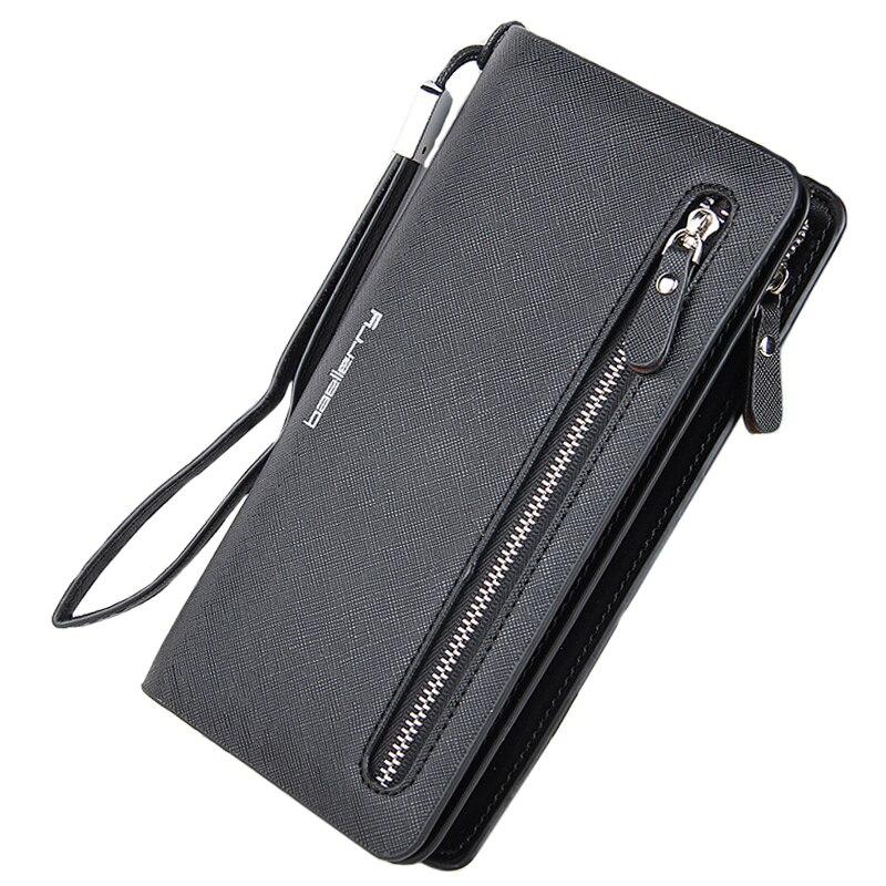 Baellerry Fashion New brand long women wallets leather purse bags woman clutch carteira wallet portefeuille femme bags