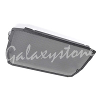 Black Radiator Grill Cover Motorcycle Radiator Grille Guard Fits for Ducati Hypermotard 939 821